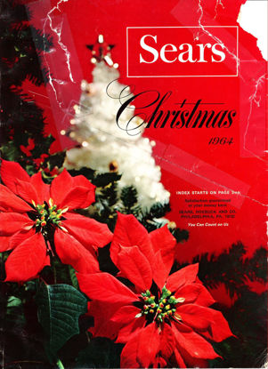 Picture of 1964 Sears Christmas Book (digital download)