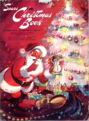 Picture of 1951 Sears Christmas Book (digital download)