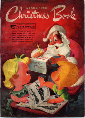Picture of 1953 Sears Christmas Book (digital download)
