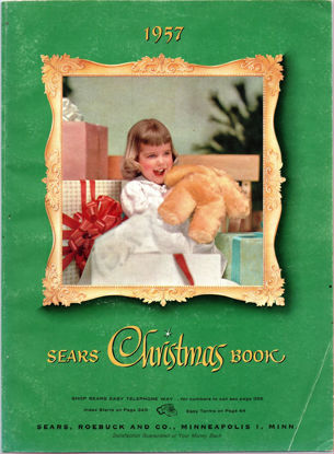 Picture of 1957 Sears Christmas Book (digital download)