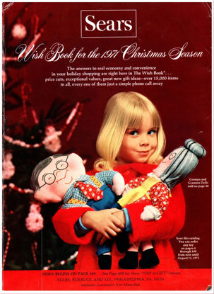 Picture of 1971 Sears Christmas Book (digital download)