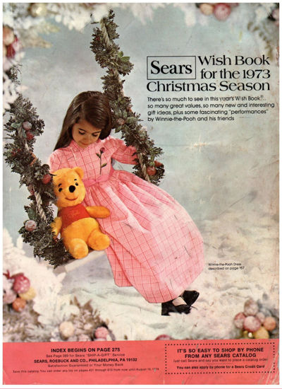 Picture of 1973 Sears Christmas Book (digital download)