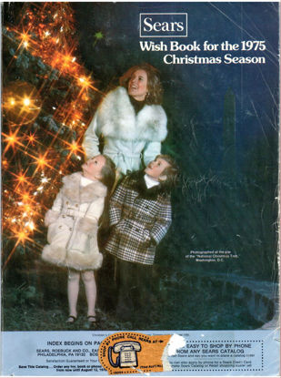 Picture of 1975 Sears Christmas Book (digital download)