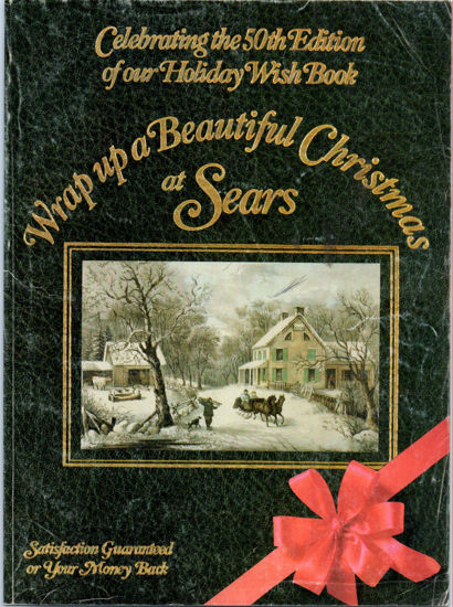 Picture of 1982 Sears Christmas Book (digital download)