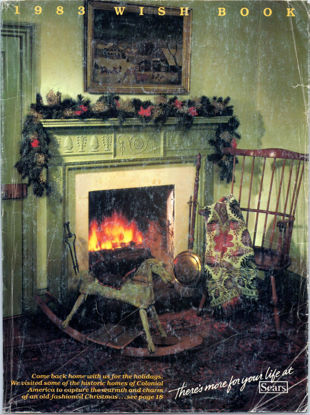 Picture of 1983 Sears Christmas Book (digital download)
