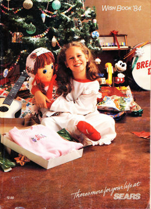 Picture of 1984 Sears Christmas Book (digital download)