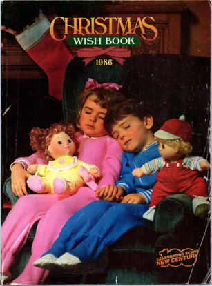 Picture of 1986 Sears Christmas Book (digital download)