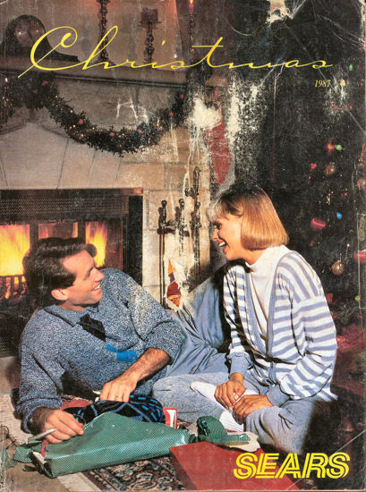 Picture of 1987 Sears Christmas Book (digital download)