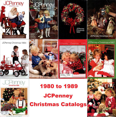 Picture for category 1980-1989 JCPenney Christmas Books