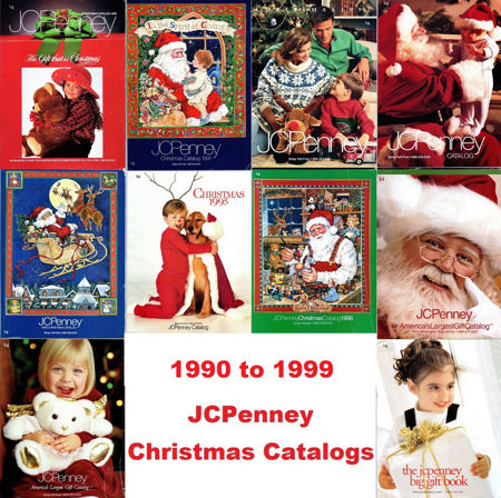 Picture for category 1990-1999 JCPenney Christmas Books