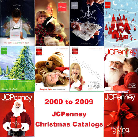 Picture for category 2000-2009 JCPenney Christmas Books
