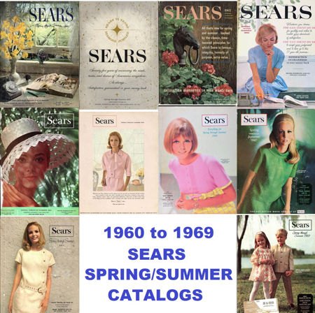 Picture for category 1960-1969 Sears Spring/Summer Catalogs