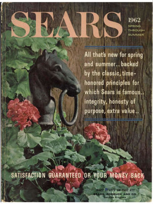 Picture of 1962 Sears Spring Summer Catalog (digital download)