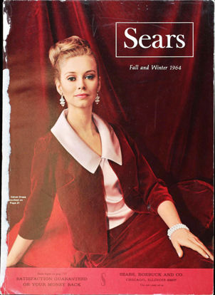 Picture of 1964 Sears Fall Winter Catalog (digital download)