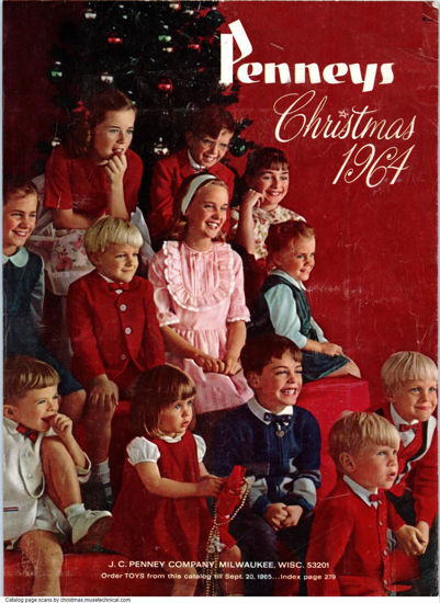 Picture of 1964 JCPenney Christmas Book (digital download)