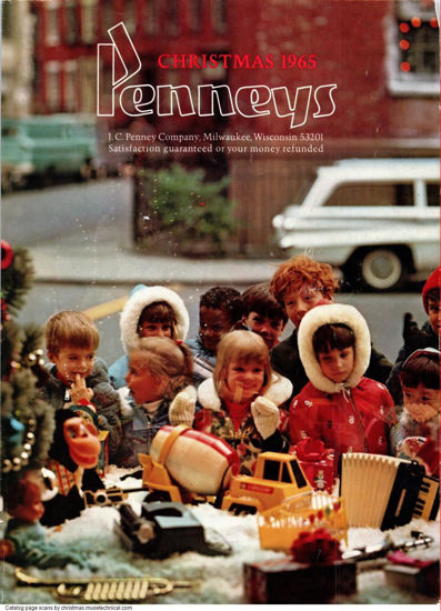 Picture of 1965 JCPenney Christmas Book (digital download)