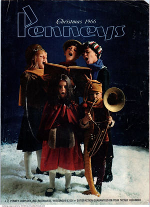 Picture of 1966 JCPenney Christmas Book (digital download)