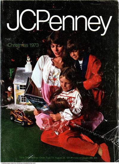 Picture of 1973 JCPenney Christmas Book (digital download)