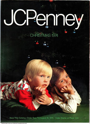 Picture of 1974 JCPenney Christmas Book (digital download)
