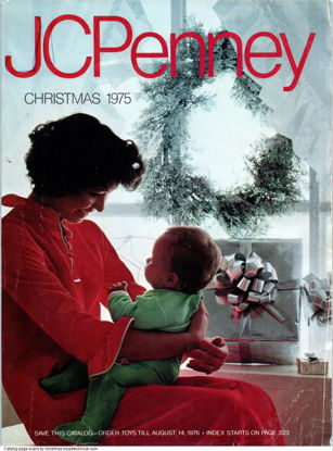 Picture of 1975 JCPenney Christmas Book (digital download)