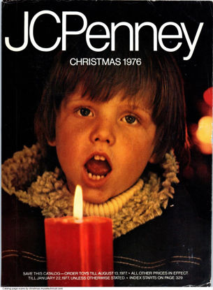 Picture of 1976 JCPenney Christmas Book (digital download)