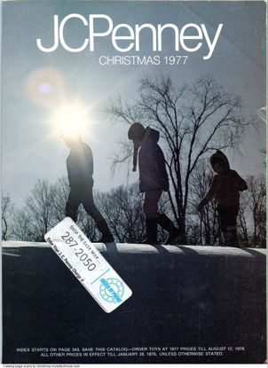 Picture of 1977 JCPenney Christmas Book (digital download)