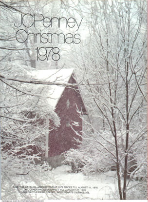 Picture of 1978 JCPenney Christmas Book (digital download)