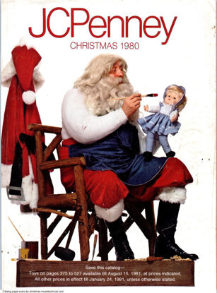 Picture of 1980 JCPenney Christmas Book (digital download)