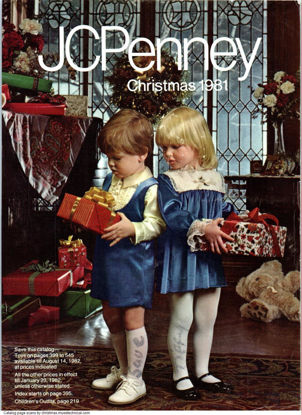 Picture of 1981 JCPenney Christmas Book (digital download)