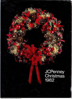 Picture of 1982 JCPenney Christmas Book (digital download)