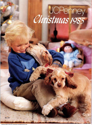Picture of 1985 JCPenney Christmas Book (digital download)