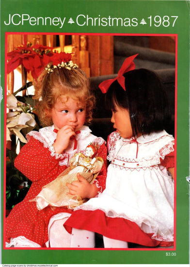 Picture of 1987 JCPenney Christmas Book (digital download)