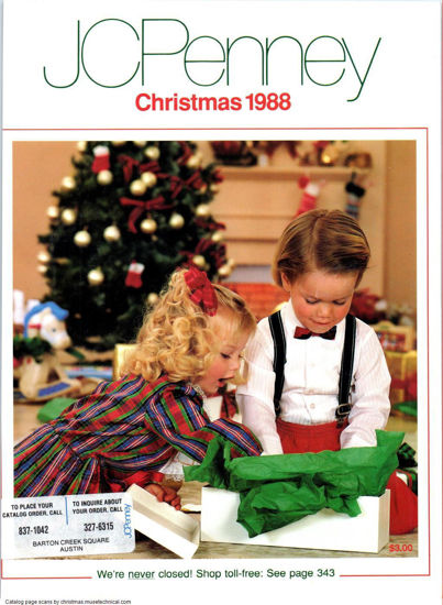 Picture of 1988 JCPenney Christmas Book (digital download)