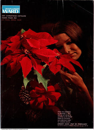 Picture of 1971 Montgomery Ward Christmas Book (digital download)