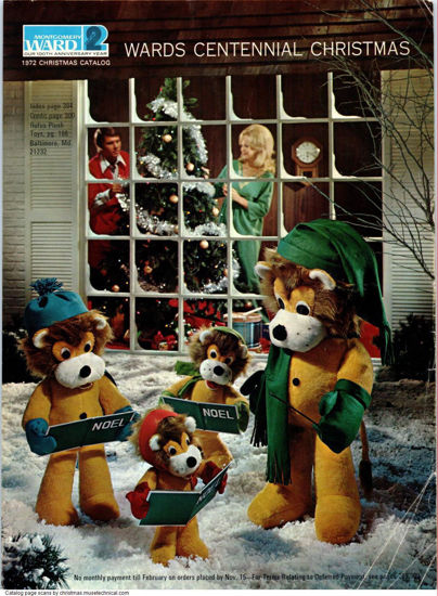 Picture of 1972 Montgomery Ward Christmas Book (digital download)