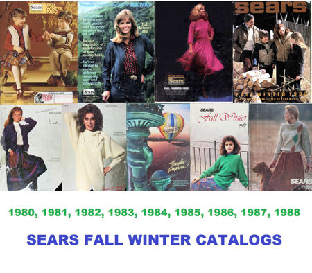 Picture for category 1980-1988 Sears Fall/Winter Catalogs