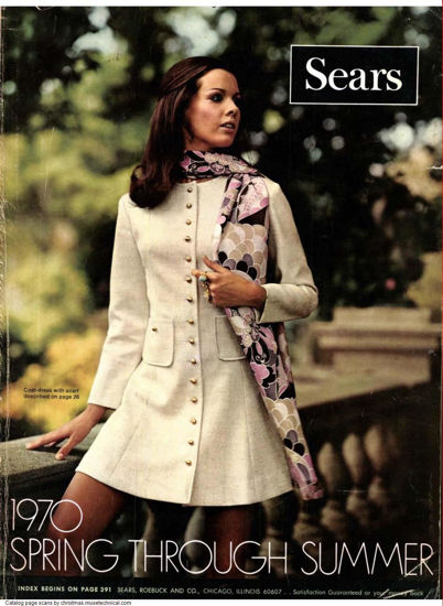 Picture of 1970 Sears Spring Summer Catalog (digital download)