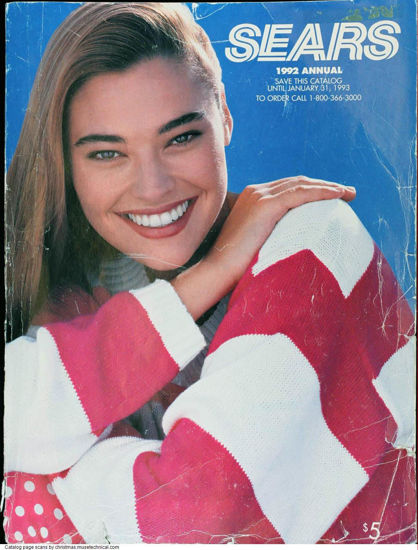 Picture of 1992 Sears Spring Summer Catalog (digital download)