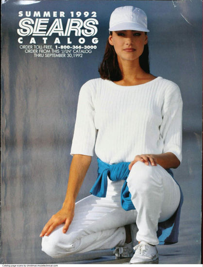 Picture of 1992 Sears Summer Catalog (digital download)