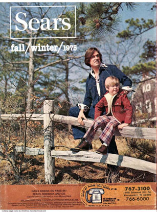 Picture of 1975 Sears Fall Winter Catalog (digital download)