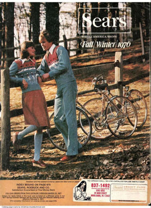 Picture of 1976 Sears Fall Winter Catalog (digital download)