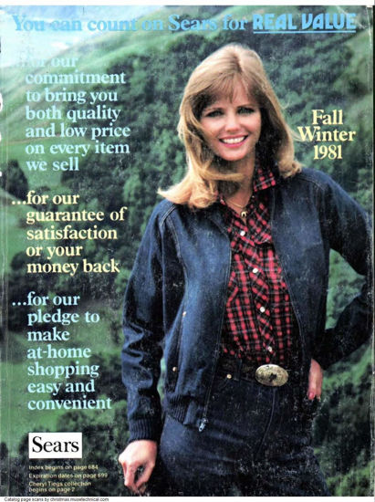 Picture of 1981 Sears Fall Winter Catalog (digital download)