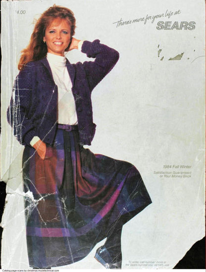 Picture of 1984 Sears Fall Winter Catalog (digital download)