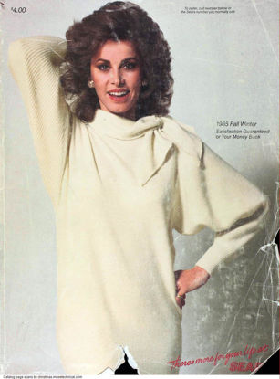 Picture of 1985 Sears Fall Winter Catalog (digital download)