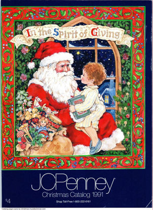 Picture of 1991 JCPenney Christmas Book (digital download)