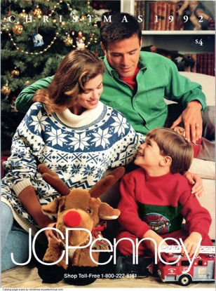 Picture of 1992 JCPenney Christmas Book (digital download)