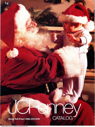 Picture of 1993 JCPenney Christmas Book (digital download)