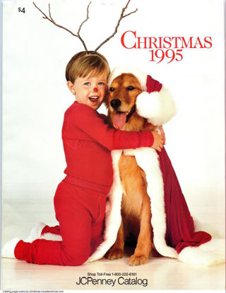 Picture of 1995 JCPenney Christmas Book (digital download)