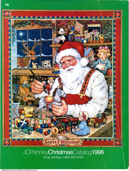 Picture of 1996 JCPenney Christmas Book (digital download)