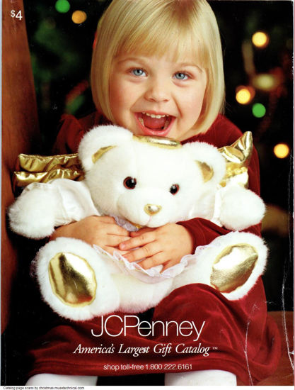 Picture of 1998 JCPenney Christmas Book (digital download)